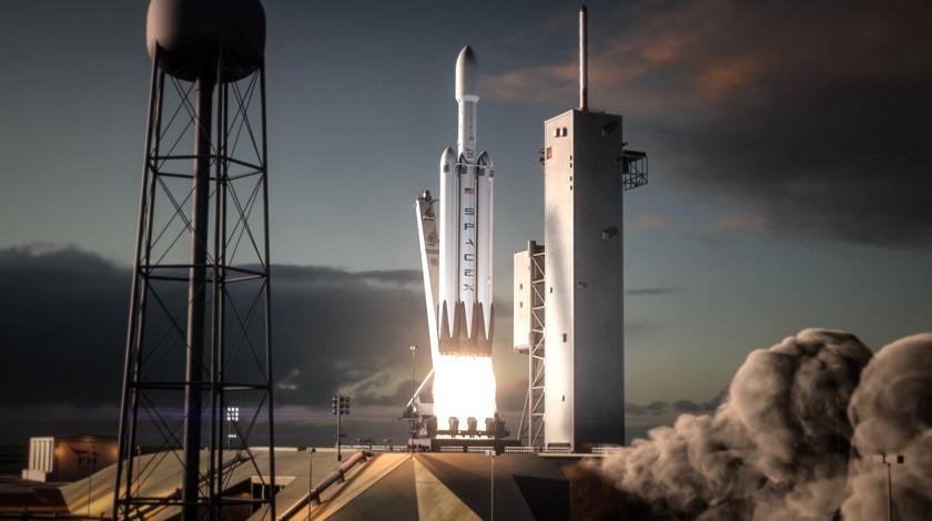 Илон Маск уменьшил ракету для полета на Марс