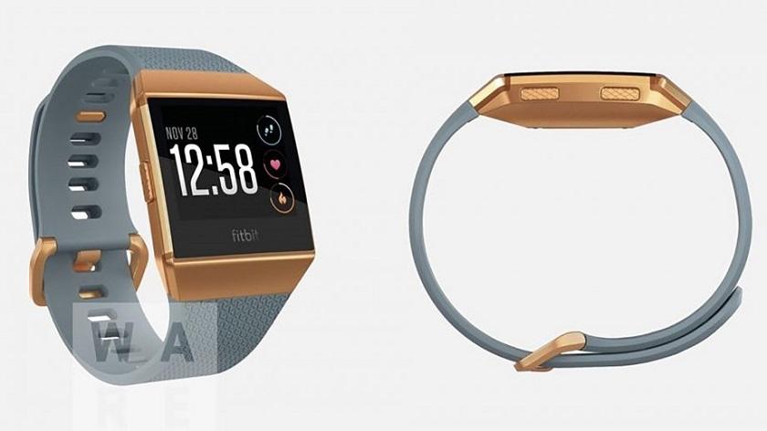 В Сеть попали рендеры новых смарт-часов Fitbit Project Higgs