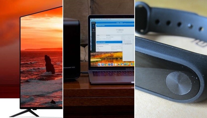 Итоги недели: 4K-телевизор Xiaomi за $350, обвал акций Tesla и контрабанда iPhone дронами через границу