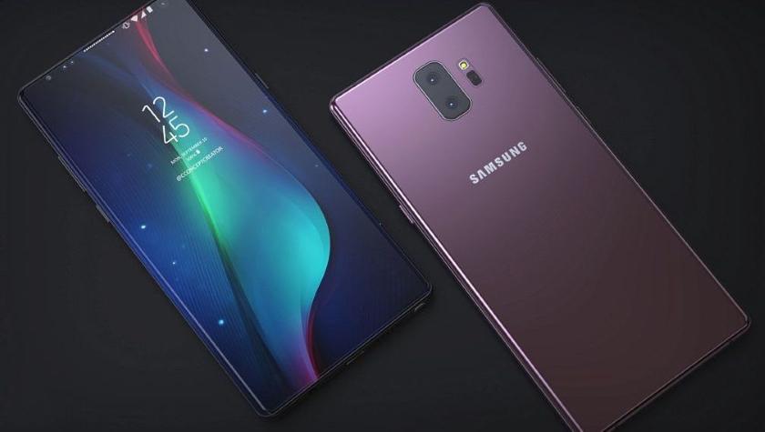 Galaxy Note 9 прошёл сертификацию в Китае