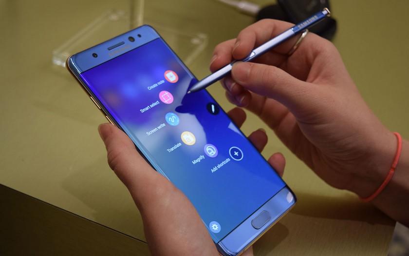 Самсунг может выпустить Galaxy Note 8