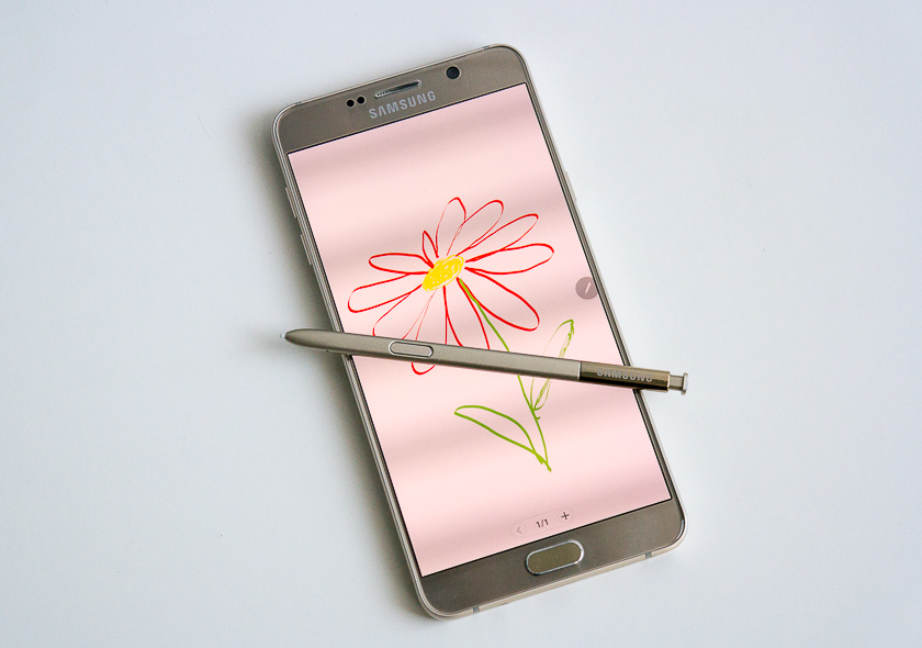 Второй близнец. Почему Samsung Galaxy Note 5 лучше, чем Galaxy S6 edge+