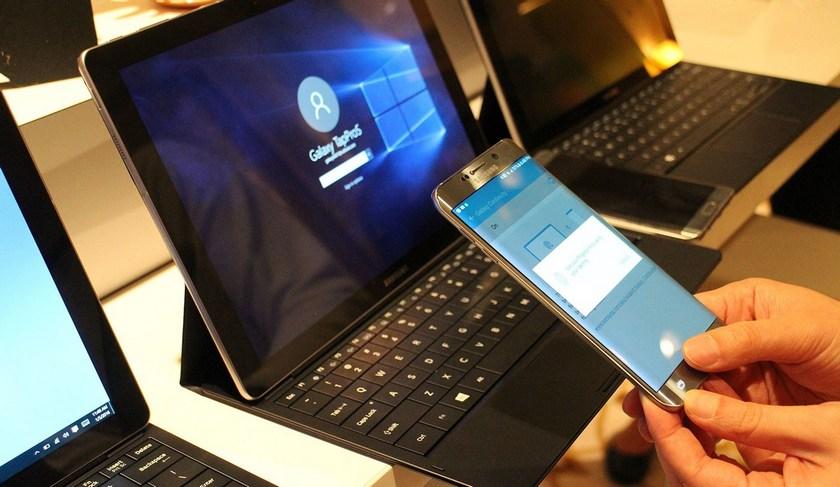 Самсунг даст возможность разблокировать компьютер при помощи телефона
