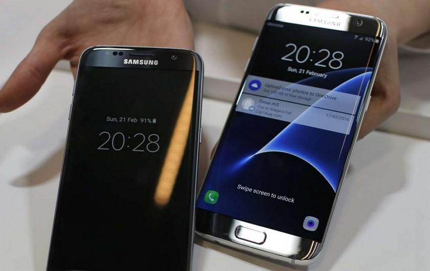 В Самсунг Galaxy S7 обнаружились процессоры MediaTek