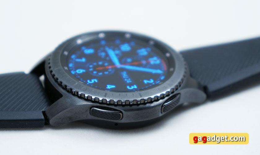 Обновление Tizen 3.0 для Samsung Gear S3: что нового