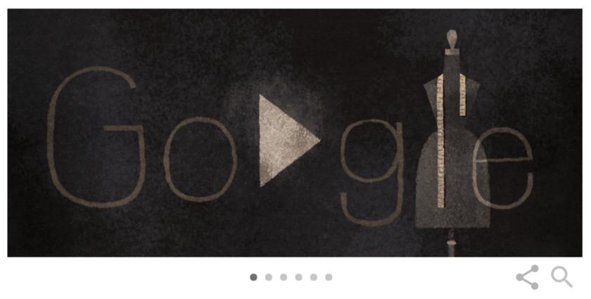 Эйко Исиока: Google отмечает день рождения знаменитого  японского дизайнера стильным дудлом