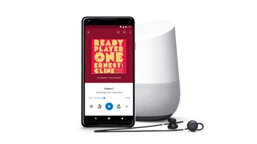 В магазине Google Play появились аудиокниги