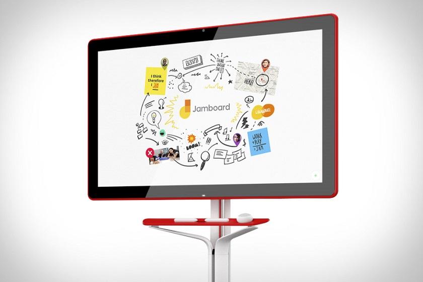 Google представила свое новое устройство: 55-дюймовый планшет