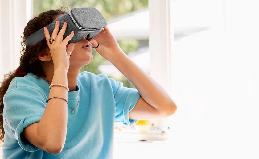 Автономный VR-шлем Google будет следить за глазами пользователя