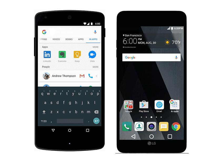 Они это сделали: в Google на Android появился поиск по приложениям