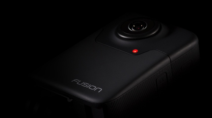 GoPro представила «камеру будущего» Fusion для сферической съемки