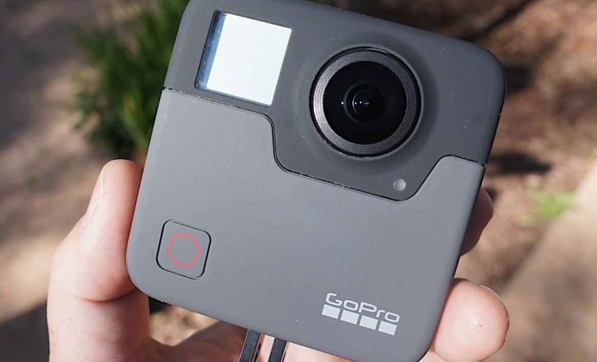 """Первые """"живые"""" фото 5K VR-камеры GoPro Fusion"""