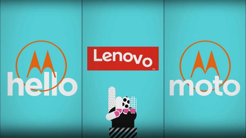 Все мобильные телефоны Lenovo будут выходить под брендом «Moto»