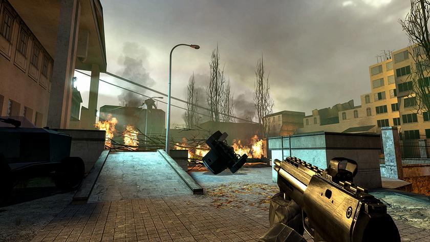 Half-Life 2 Update komt gratis naar Steam - XGN.nl