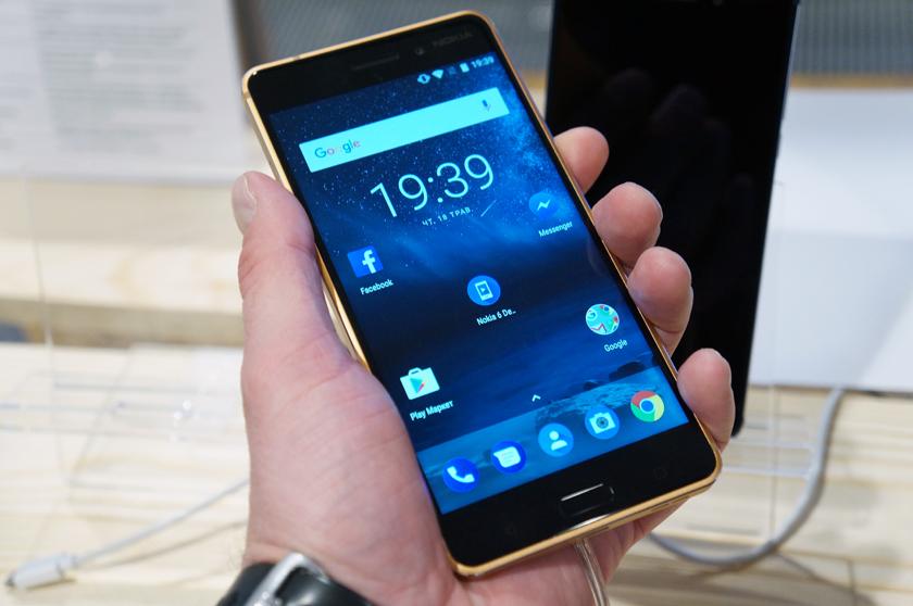 HMD Global презентовала смартфоны Nokia в Украине
