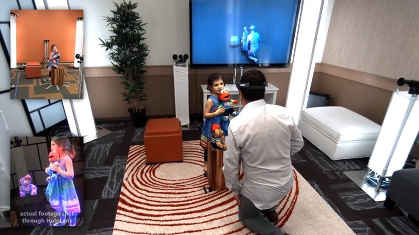 Новости Звездных Войн (Star Wars news): Microsoft показала голографическую связь в стиле Star Wars