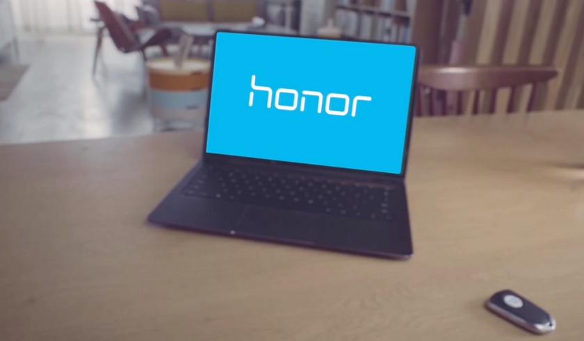 Huawei тизерит ноутбук Honor MagicBook. Анонс уже скоро