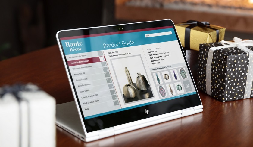 HP обновляет ноутбуки Spectre x360 и Envy 13