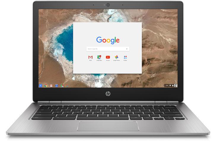 Не Pixel единым: HP показала премиальный Chromebook 13