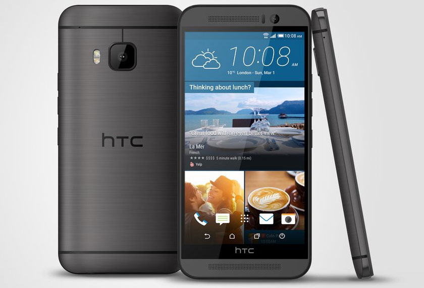 HTC представила водонепроницаемый смартфон JButterfly