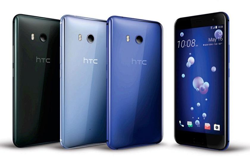 HTC U11 Plus с6-дюймовым экраном будет представлен кконцу осени