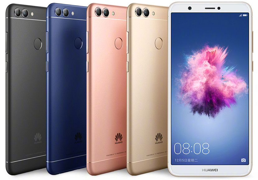 Huawei презентовала новый смартфон Enjoy 7S с дисплеем FullHD