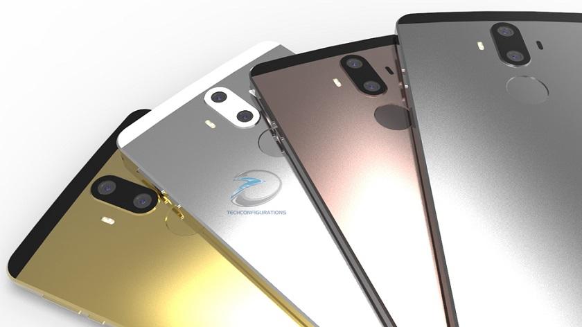 Huawei Mate 9 выйдет кконцу 2016