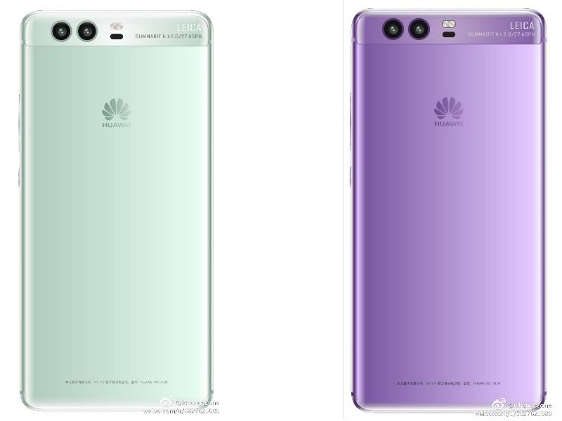 Озвучена стоимость телефонов Huawei P10 иP10 Plus