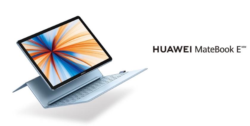 Huawei Mate Book E 2019 12-дюймовый сенсорный дисплей процессор Snapdragon 850 и Windows 10