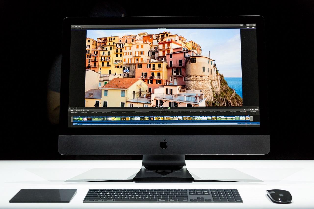 Apple встроит вкомпьютер iMac Pro начинку отiPhone 7
