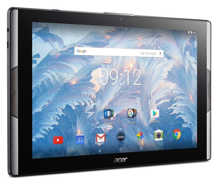 Планшет Acer Iconia Tab 10 получил дисплей наквантовых точках