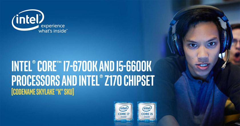 Официальные цены на процессоры Intel Skylake