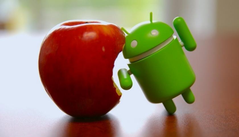 Исследование: юзеры андроид скромнее собственников iPhone