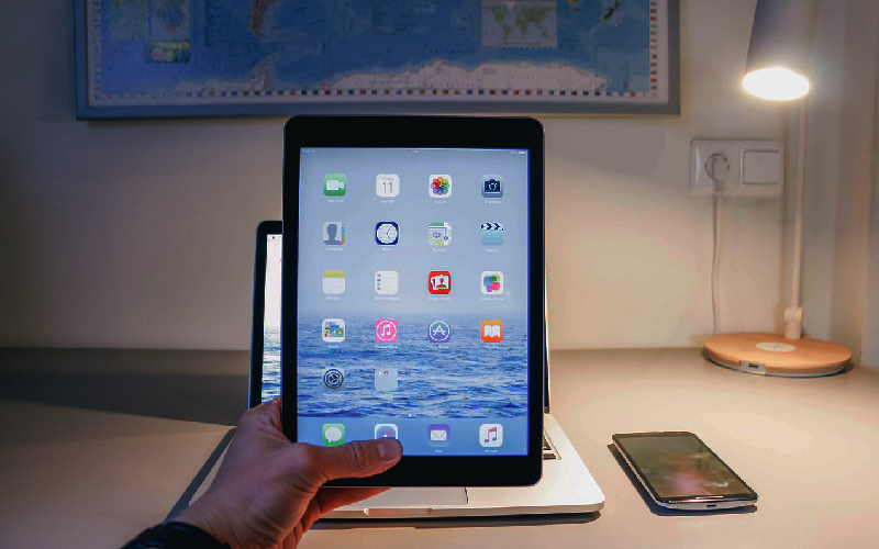 Apple became the leader in the tablet market in 2017