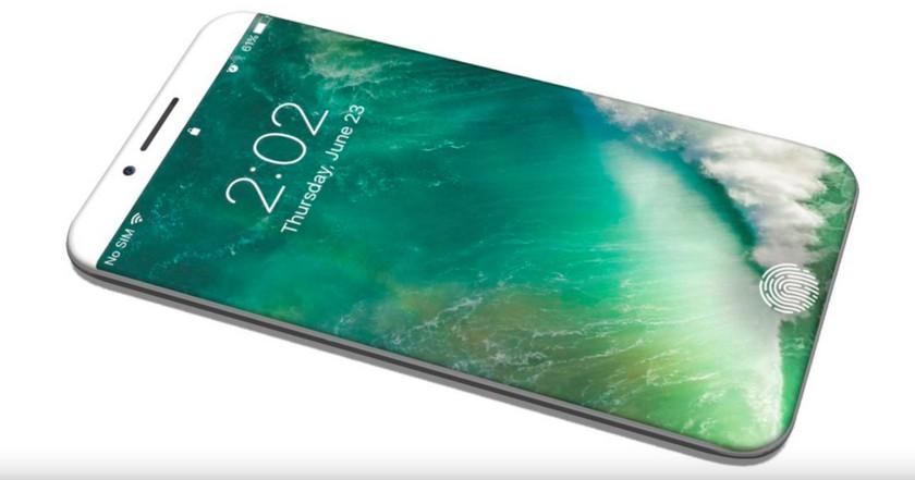 Apple выпустит необыкновенный iPhone X