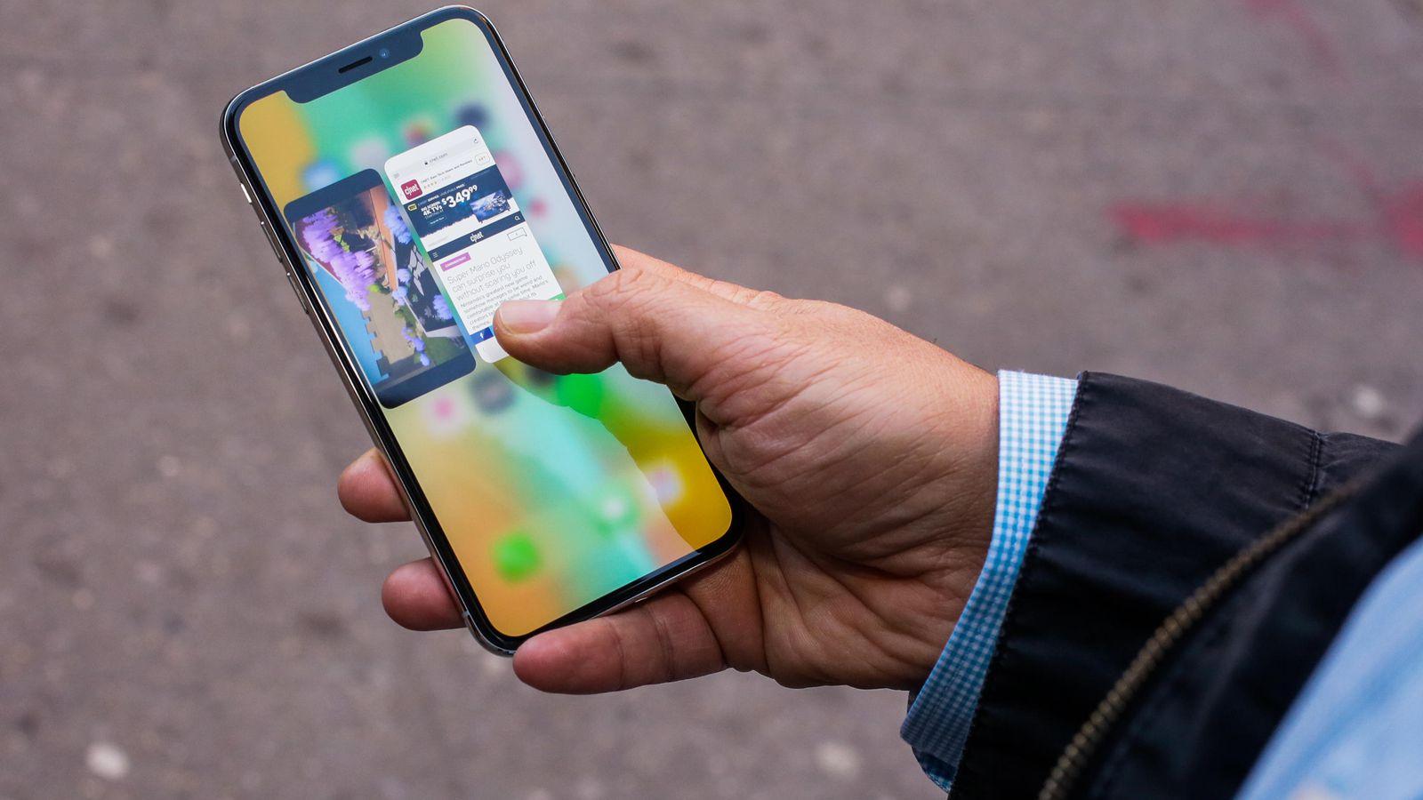 Юзеры сказали о новоиспеченной проблеме вiPhone X