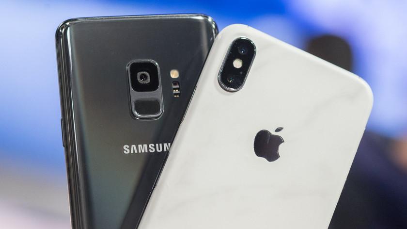 Apple доминирует: iPhone X — самый популярный смартфон в I квартале