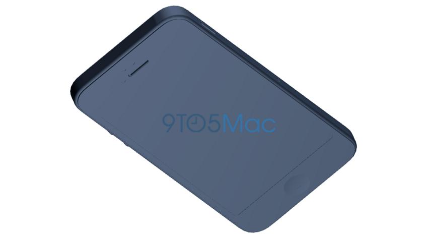 Так выглядит 4-дюймовый iPhone 5se?