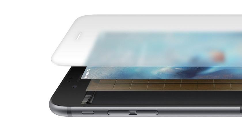 В следующем iPhone будет пластиковый OLED-дисплей