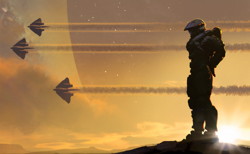 Нет надежды для Xbox: 343 Industries рассказали обудущем Halo: Fireteam Raven