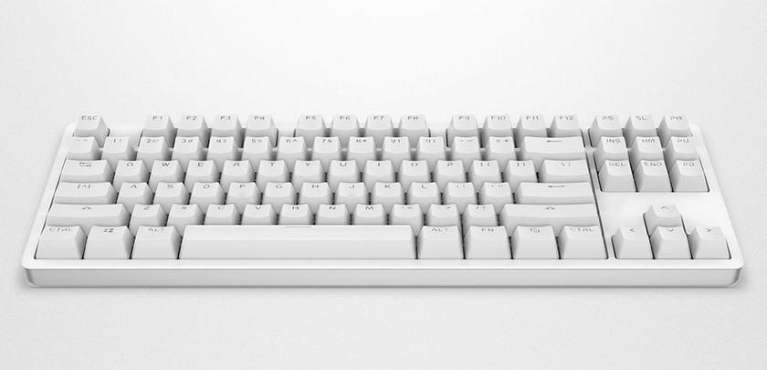 Xiaomi выпустила механическую клавиатуру за $45