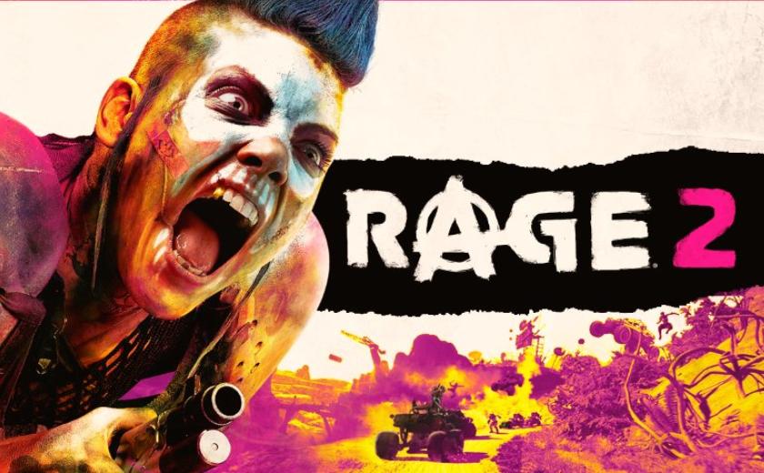 Готовься умереть: Bethesda анонсировала RAGE2 ипоказала первый трейлер игры
