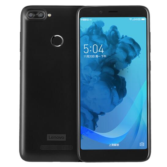 Смартфон Lenovo K320t первым вмодельном ряду производителя получил экран 18:9
