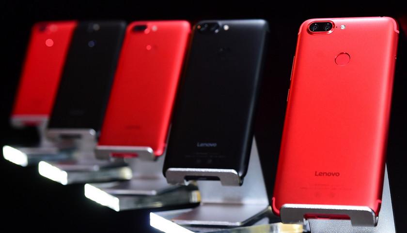 Анонс Lenovo S5: конкурент Xiaomi Redmi 5 Plus с двойной камерой