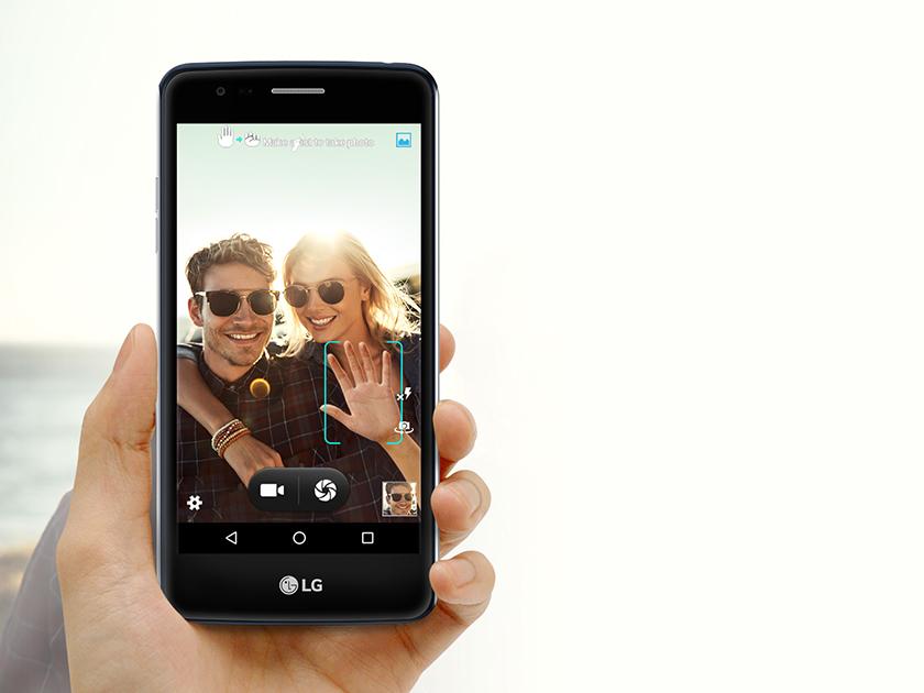 LG начинает продавать новые смартфоны K7 и K8 в Украине