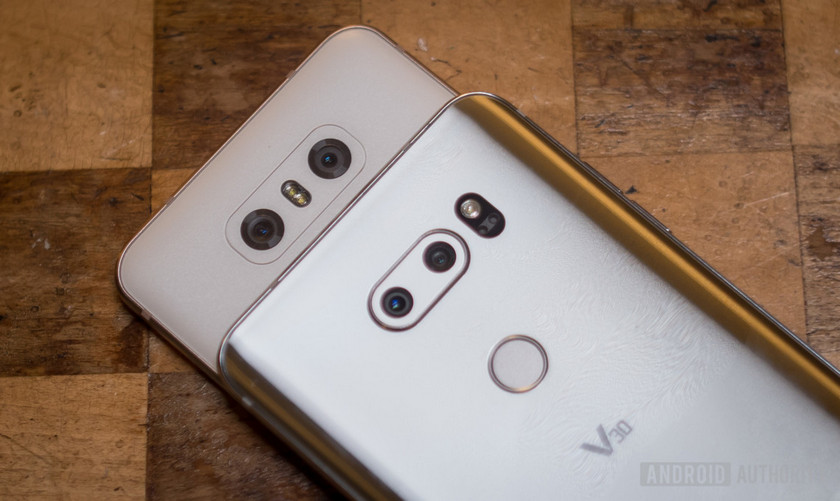 Not G7: the new flagship LG will be called differently