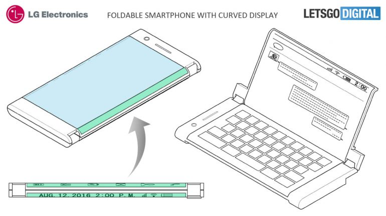 LG patented a smartphone with two screens, two batteries and two headphone jacks