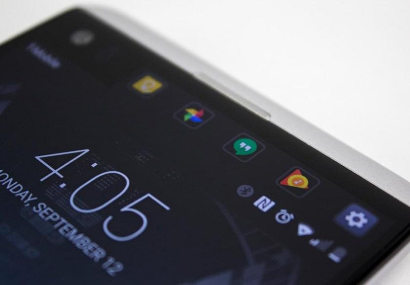 СмартфонLG G7 снабдят актуальным для нашего времени чипсетом Snapdragon 845