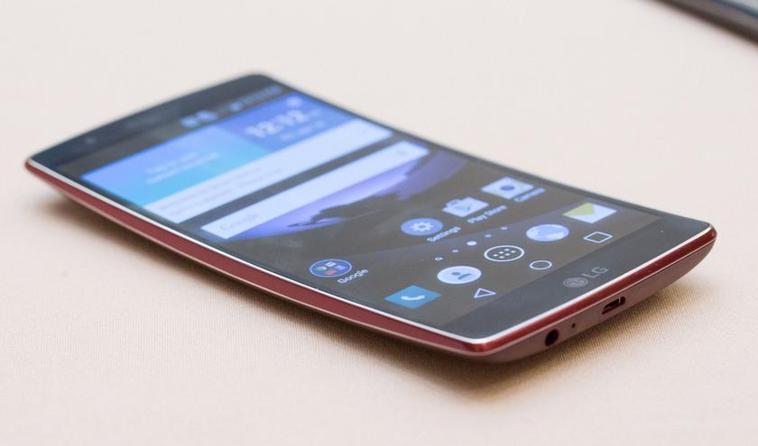 Изогнутый LG G Flex 3 могут представить на IFA 2016