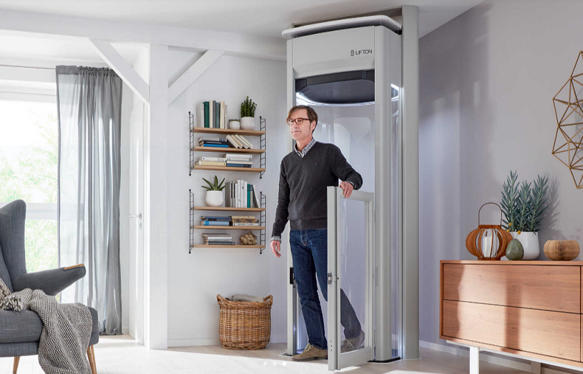 LiftonDuo Home: домашний смарт-лифт за $21 000